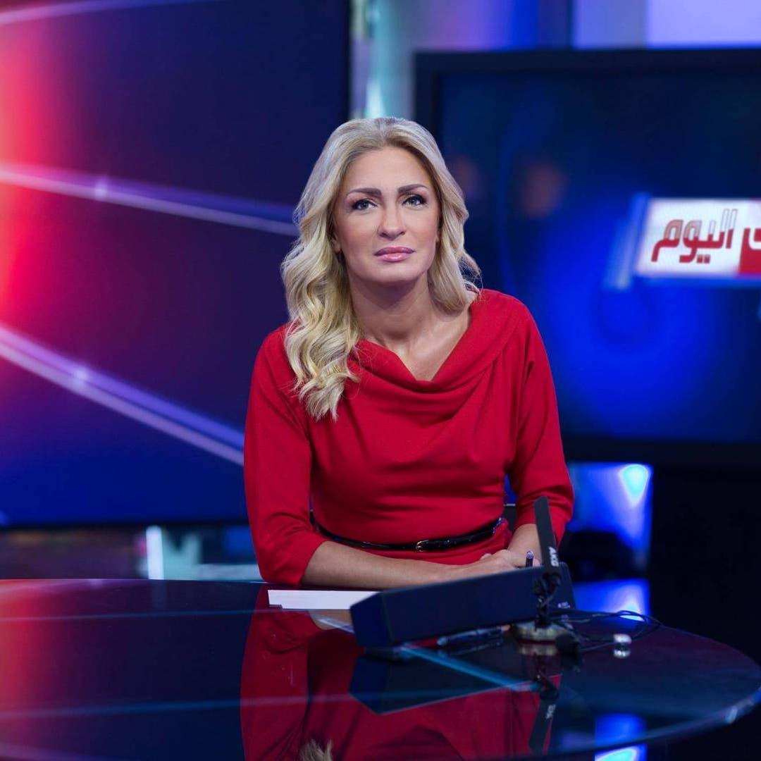 """نجوى قاسم """"حدث اليوم"""".. رحلت وعينها على لبنان"""