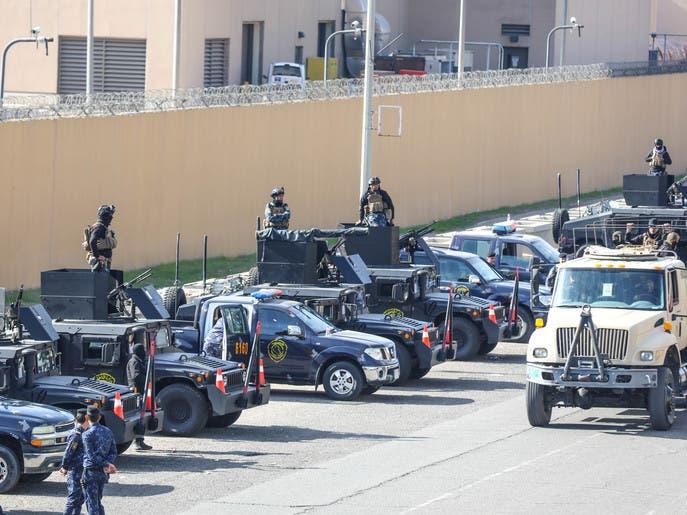 هجوم جديد في محيط السفارة الأميركية ببغداد