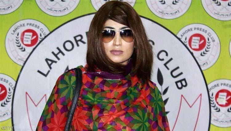 الشابة الباكستانية قنديل بلوش