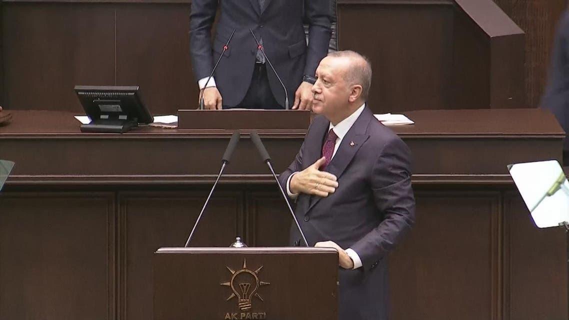 THUMBNAIL_ جلسة طارئة للبرلمان التركي لمناقشة المذكرة الرئاسية
