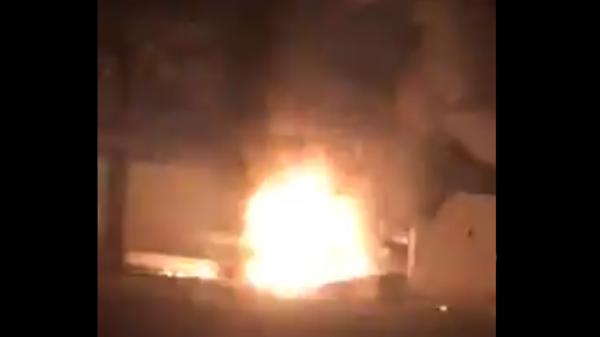 قتلى وجرحى باستهداف صاروخي لمطار بغداد