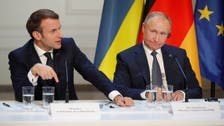 Russia's Putin discusses Nagorno-Karabakh conflict with French president