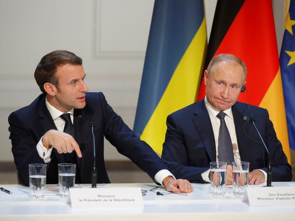 الرئيس الفرنسي: على إيران أن تتجنب أي استفزاز