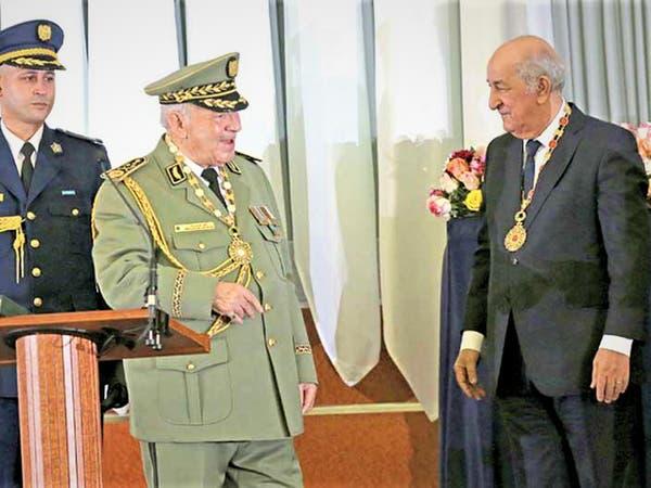 الرئيس الجزائري يلغي منصب نائب وزير الدفاع