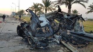 قناة كتائب حزب الله تخون ضابطا عراقيا.. راقب سليماني