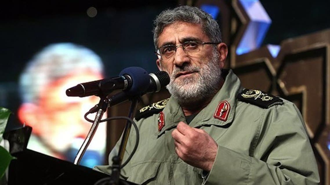 إسماعيل قاآني قائد فيلق القدس الجديد   Esmail Qaani