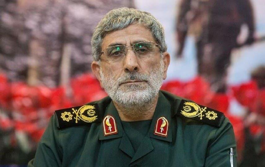 إسماعيل قاآني قائد فيلق القدس الجديد خلفاً لسليماني