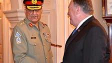 امریکی وزیر خارجہ کا جنرل باجوہ کو فون، مشرق وسطیٰ کی صورتحال پر تبادلہ خیال