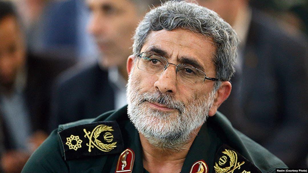 إسماعيل قاآني قائد فيلق القدس الجديد