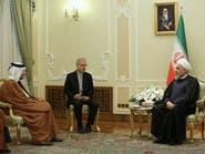 روحاني يهدد خلال استقبال وزير خارجية قطر برد صاعق على أميركا