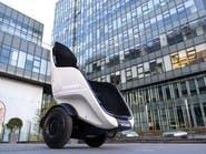 تعرف على الكرسي المتحرك الكهربائي المستقبلي S-Pod