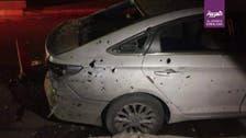 Multiple rockets fall near US embassy in Baghdad