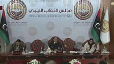 لیبی پارلیمان میں ترکی سے تعلقات کے انقطاع اور سفارت خانوں کی بندش کی منظوری