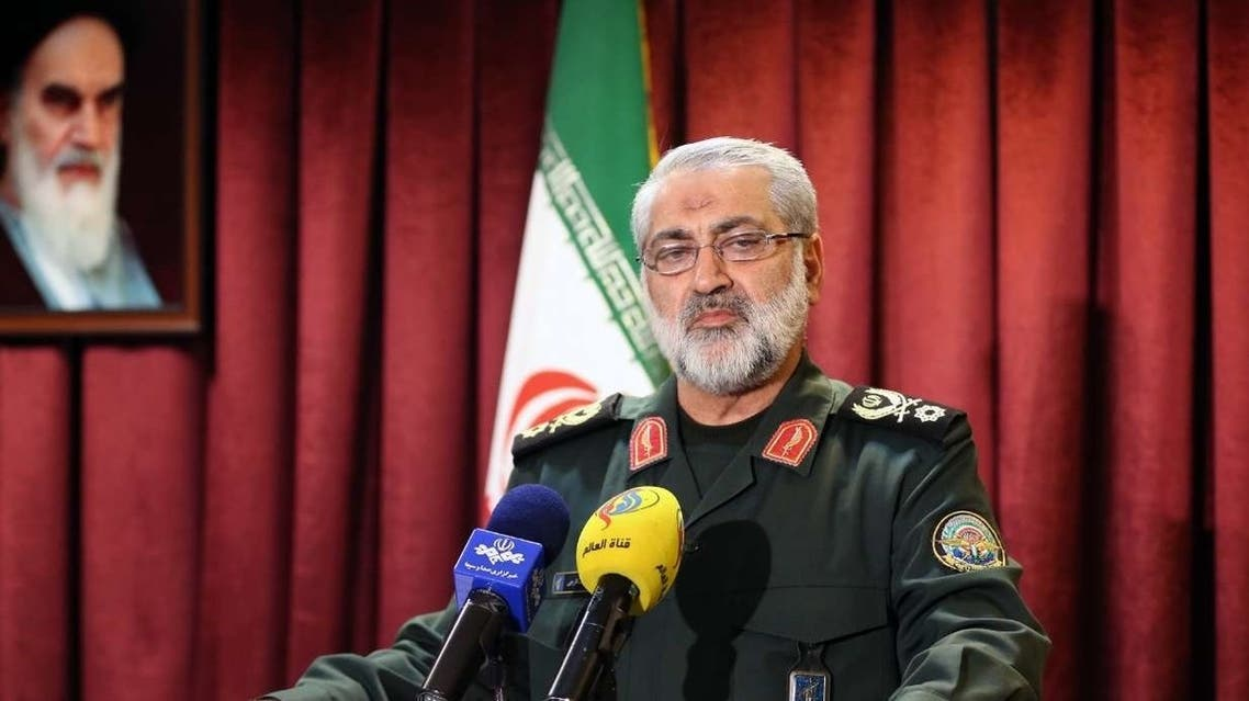 كبير المتحدثين باسم القوات المسلحة الإيرانية أبو الفضل شكارجي