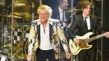 اتهام المغني رود ستيوارت بضرب حارس خلال سهرة رأس السنة