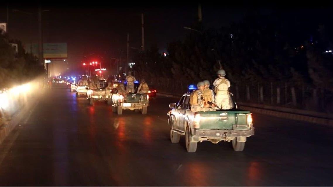 پولیس افغانستان 70 نفر را به ارتکاب جرایم مختلف در شهر کابل دستگیر کرد