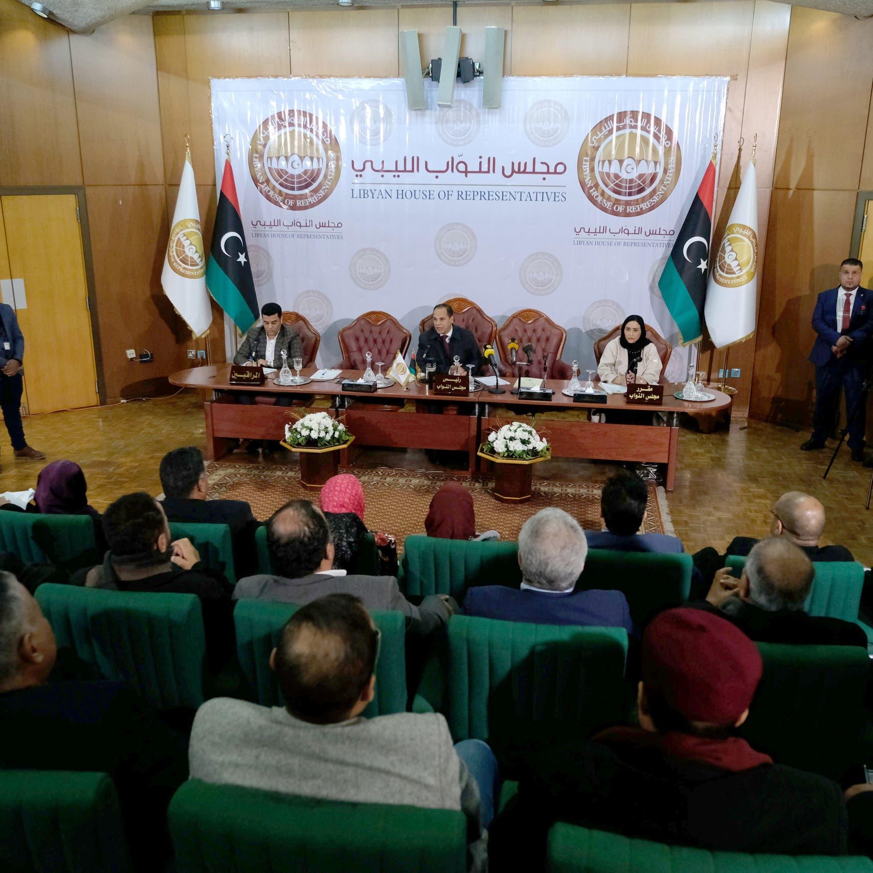 برلمان ليبيا يصوت على قطع العلاقات مع تركيا وإغلاق السفارات بين البلدين