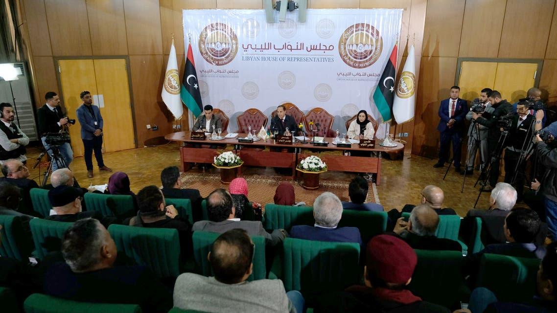 مجلس النواب الليبي - ليبيا