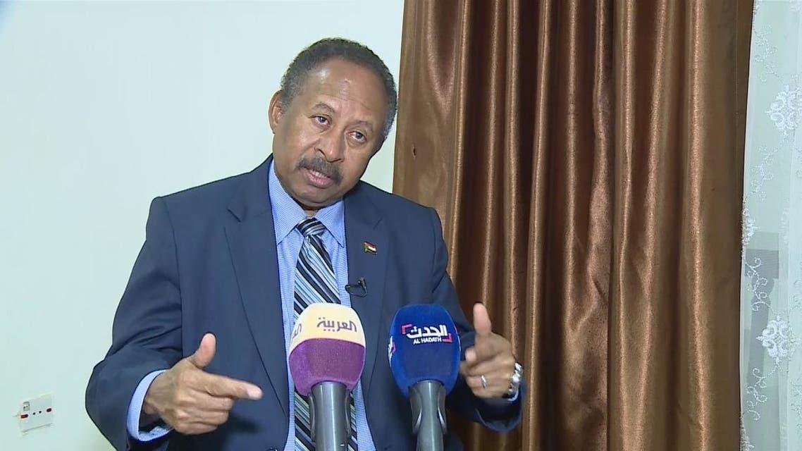 حمدوك: رفع العقوبات الأميركية هو مفتاح تغيير الوضع الاقتصادي السوداني