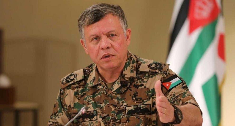 الملك عبدالله الثاني العاهل الأردني