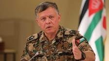عاهل الأردن يؤكد للعراق على أهمية تجنيب المنطقة أي تهديد