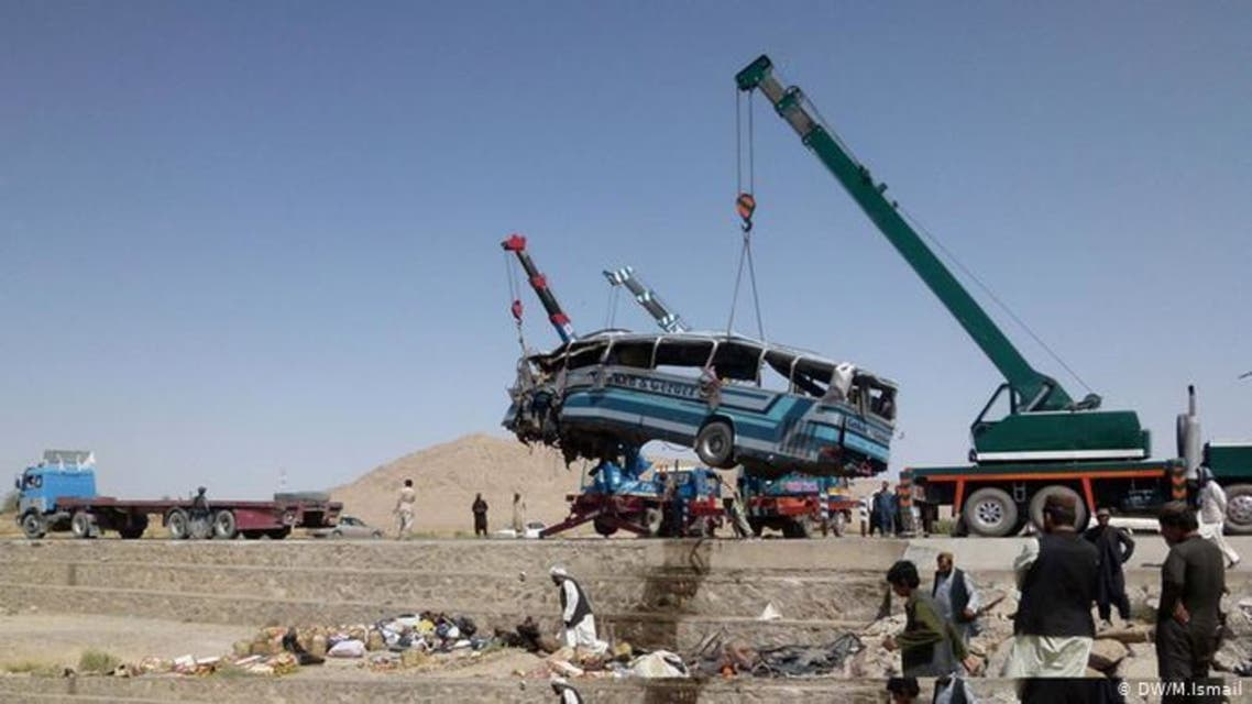 بیش از 300 کشته و 20 هزار زخمی؛ نتیجه حوادث ترافیکی در شش ماه 2019 در افغانستان