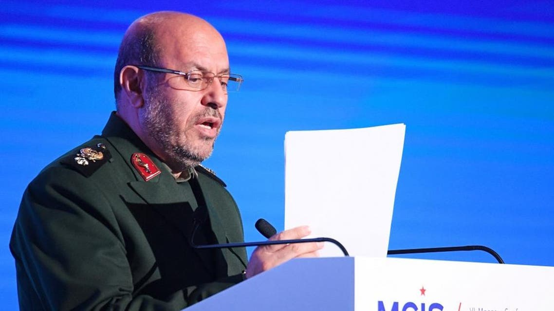 Hossein Dehgan, the military adviser to Iranian Supreme Leader Ayatollah Ali Khamenei. (File photo: AFP)