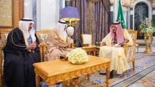 سفراء وأعضاء في الشورى يؤدون القسم أمام الملك سلمان