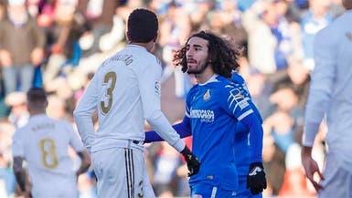 """كوكوريا ينفي تهمة """"العنصرية"""" ضد مدافع ريال مدريد"""