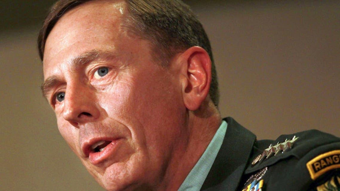 مدير الاستخبارات المركزية الأميركية الأسبق ديفيد بتريوس