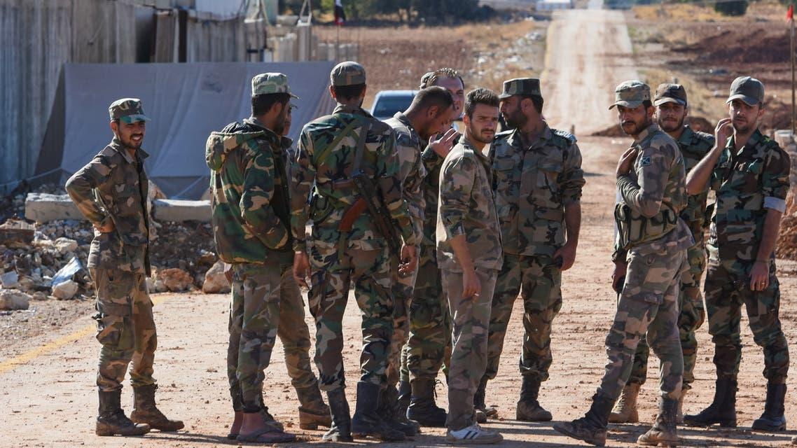 جنود الأسد