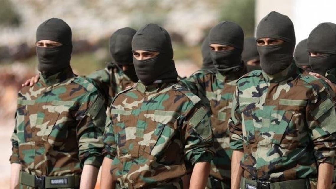مقاتلون سوريون إلى ليبيا