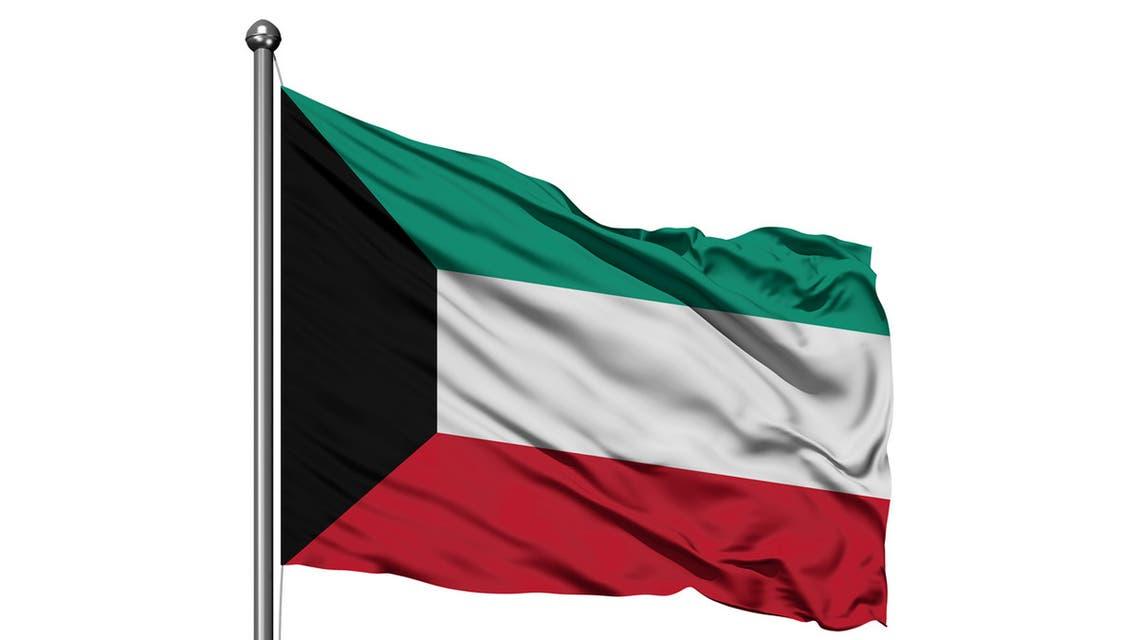 iStock علم الكويت
