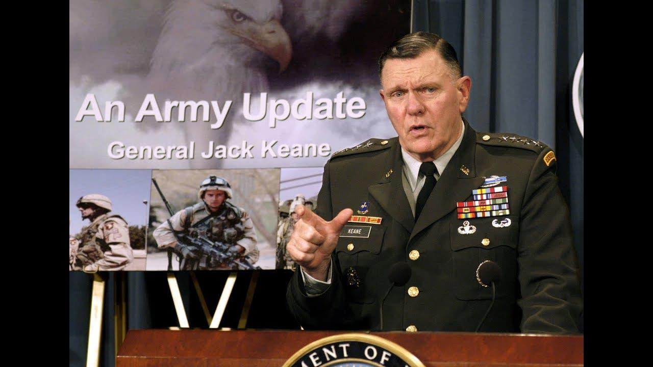 الجنرال جاك كين