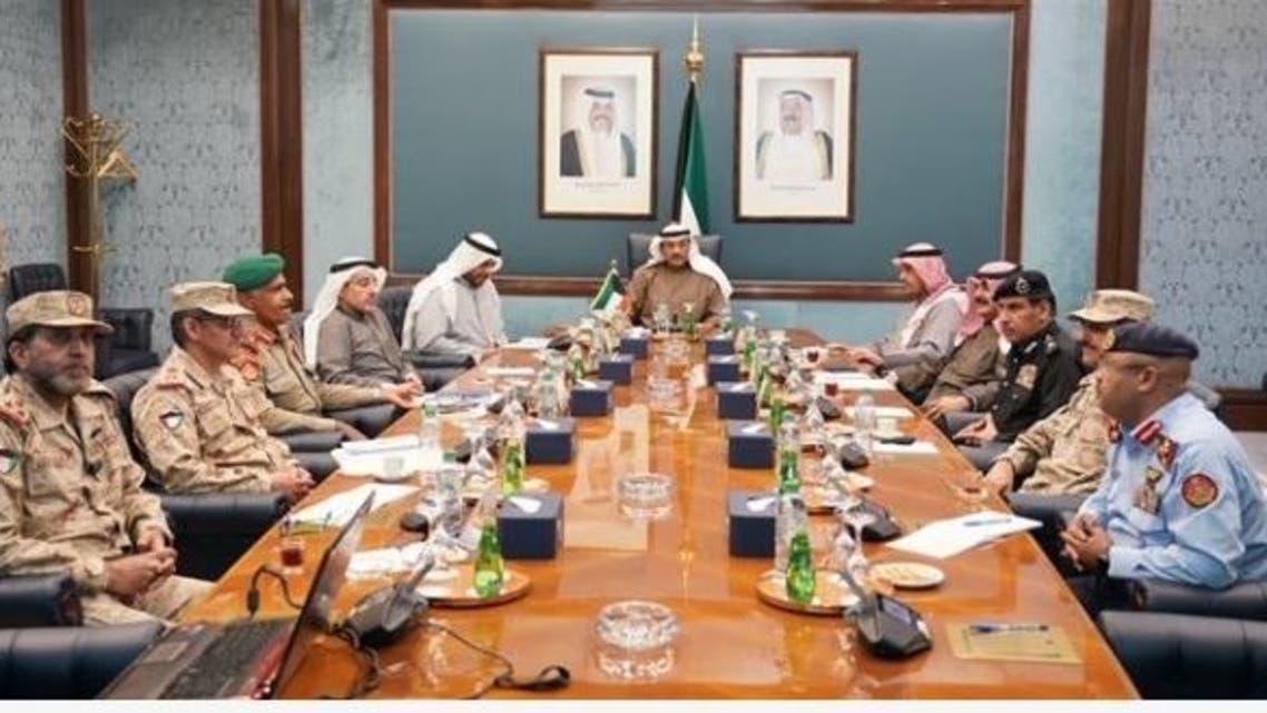 رئيس الوزراء الكويتي