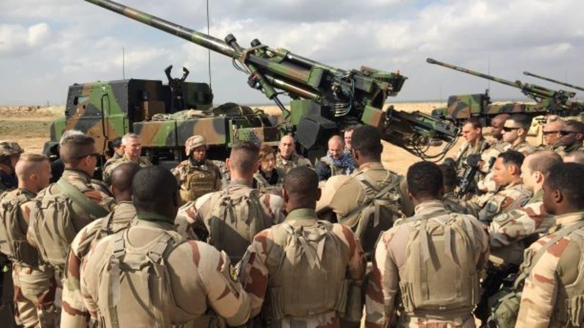 التحالف في العراق