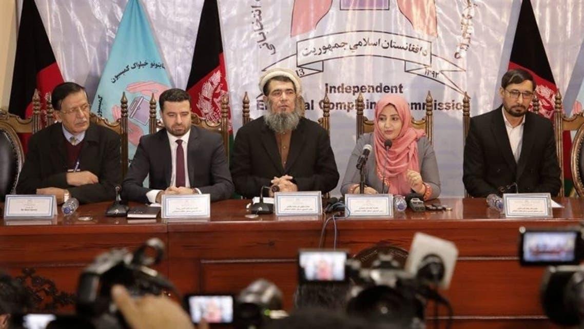 کمیسیون شکایات انتخاباتی افغانستان: از میان 16500 شکایت، 8500 شکایت جدی اند