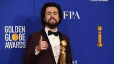 Egyptian-American actor Ramy Youssef wins Golden Globe award