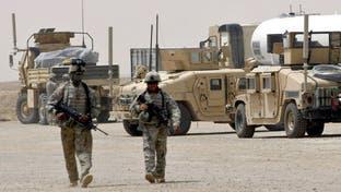 عبوة ناسفة تستهدف رتلا للتحالف الدولي غرب بغداد