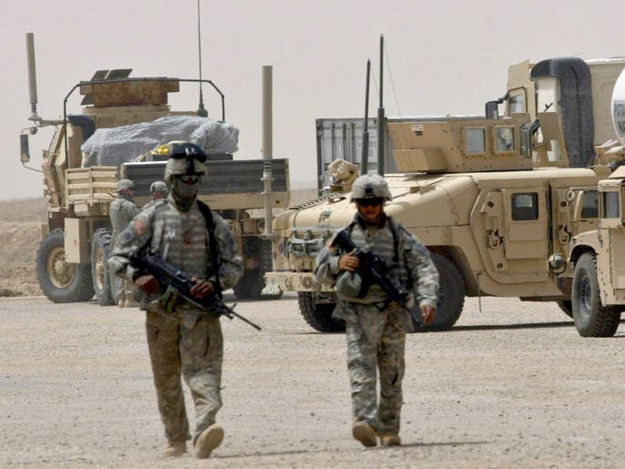 لجنة تنسيقية لإعادة انتشار القوات الأميركية خارج العراق