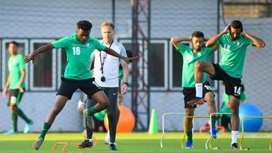 المنتخب السعودي الأولمبي يواصل استعداداته لكأس آسيا