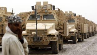 البنتاغون ينفي استهداف شاحنات لقواته في العراق
