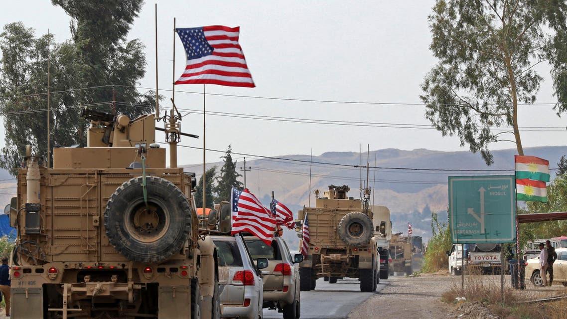 قوات أميركية في العراق (فرانس برس)