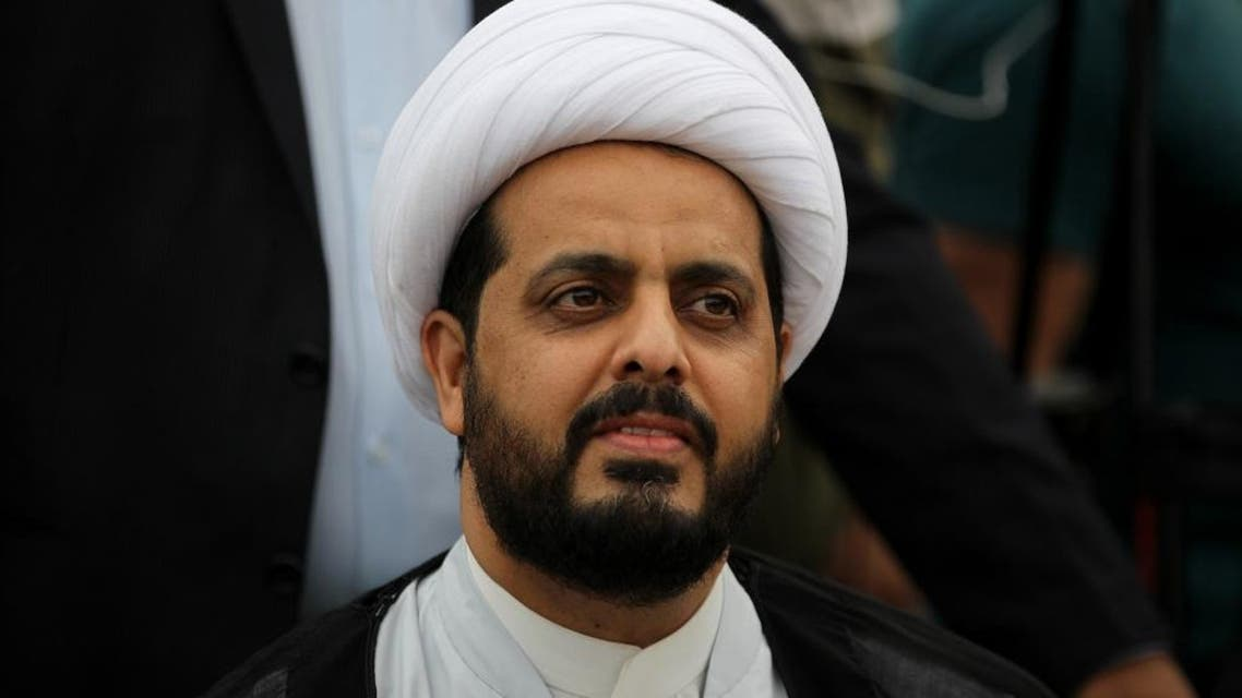 Qais al-Khazali afp