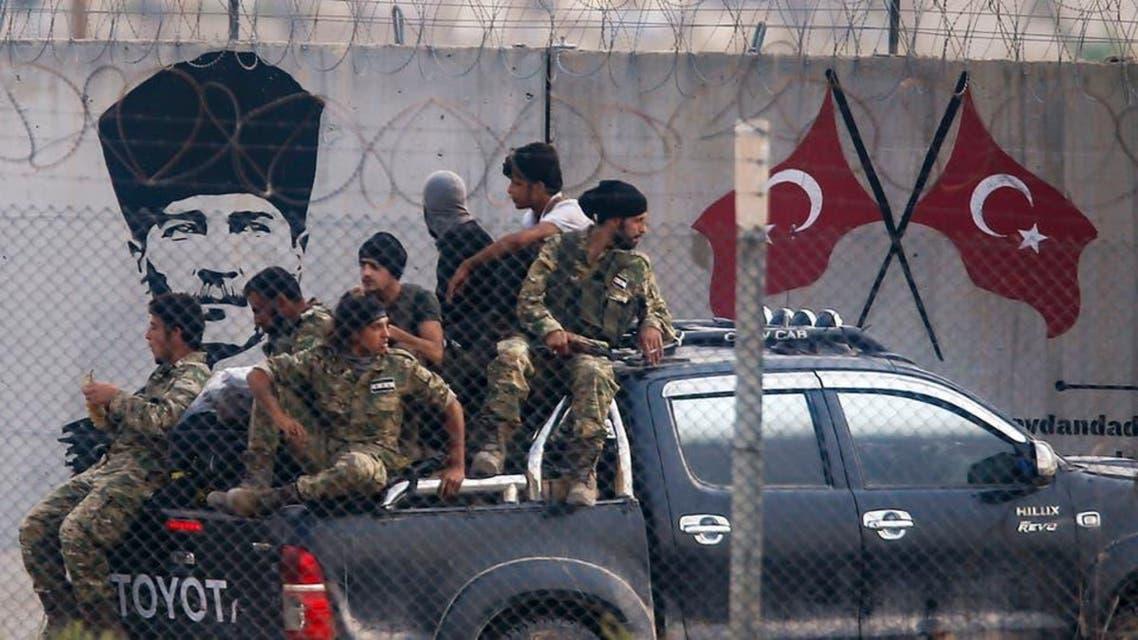 Turkey force in libiya
