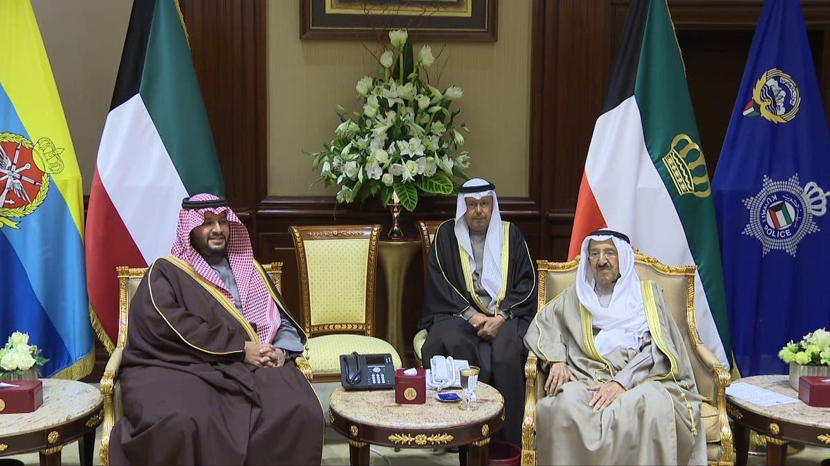 kuwait emir saudi prince Turki