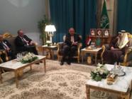 اتفاق سعودي مصري على رفض التصعيد التركي في ليبيا