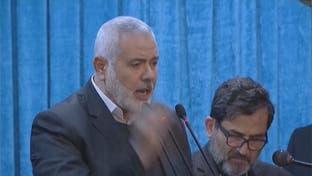 حماس نعت قائد فيلق القدس في طهران