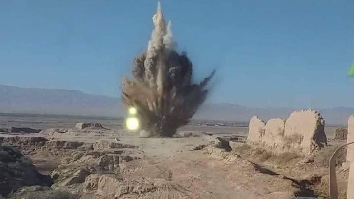 بیش از 40 ماین جاسازی شده در فراه افغانستان خنثی شد