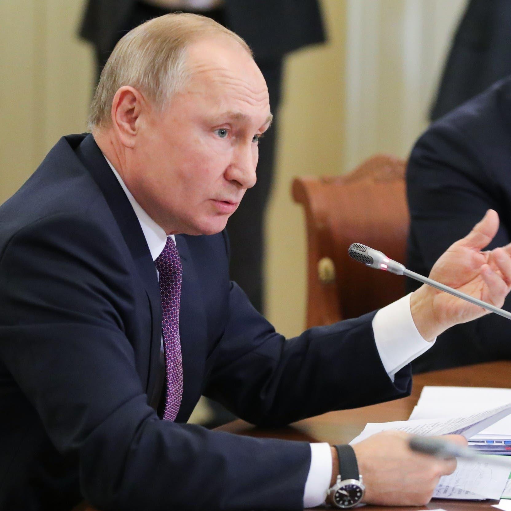 أول زيارة منذ 9 سنوات.. بوتين في دمشق